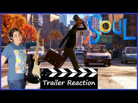 Soul (2020) – Teaser Trailer Reaction