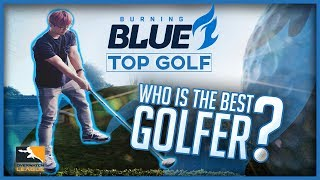 Burning Blue - Dallas Fuel goes to Top Golf