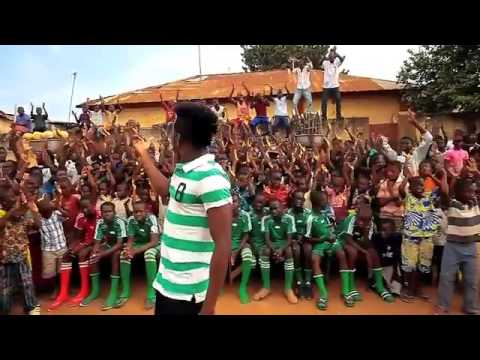 Togo   Africa Cup 2012 Celebration Gabon   Toofan Africa Hoyee   YouTube