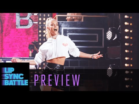 "Nina Agdal Performs The Black Eyed Peas' ""My Humps"" 