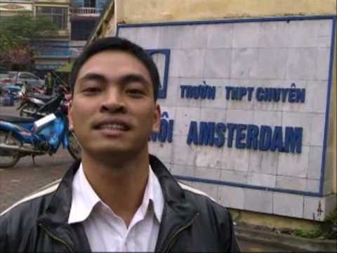 CLIP 8/3/09, Hà nội - Amsterdam