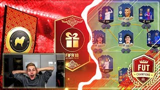 FIFA 18: LUNAR NEW YEAR RONALDO IF PACK OPENING / SBC´s 🔥🔥 + Weekend League 😱