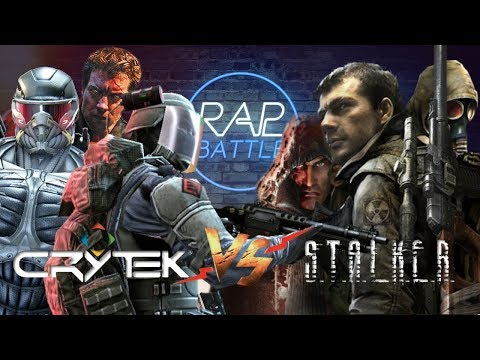 Рэп Баттл Remix - S.T.A.L.K.E.R. Family vs. Crytek Family (Crysis, Far Cry, Warface) thumbnail