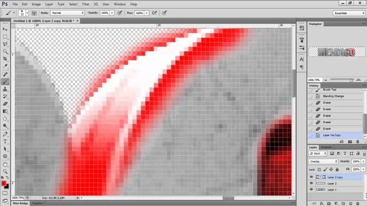 Video Aula Photoshop Como Colorir As Laterais Youtube