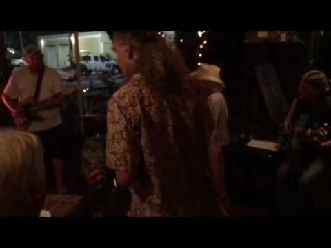 Voodoo At The Patio Restaurant In Vero Beach Florida. Vid 5