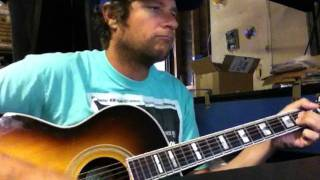 Its High times you quit your low down ways - Waylon Jennings cover Version 2