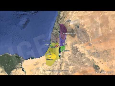 Las 10 Tribus perdidas de Israel / 10 lost...