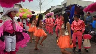 Carnaval tenancingo Tlaxcala 2017 colonia la victoria. Día Domingo