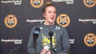 Women's Ice Hockey Vs. Cornell 11-16-18