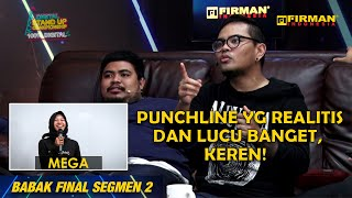 MEGA: Penista Agama yg Menyelamatkan Janda | Final Digital Standup Championship FIRMAN Indonesia