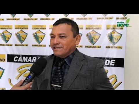Vídeo II – 21ª Sessão Ordinária da Câmara Municipal – Brasiléia/Acre