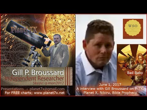 🌎Gill Broussard PLANET 7X with Steve Olson & Bad Baby
