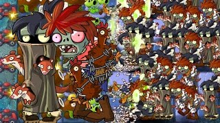 Plants vs Zombies 2 - MASSIVE Chicken and Weasel INVADERS!!!