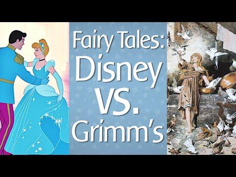 Fairy Tales: Disney vs. Grimm's