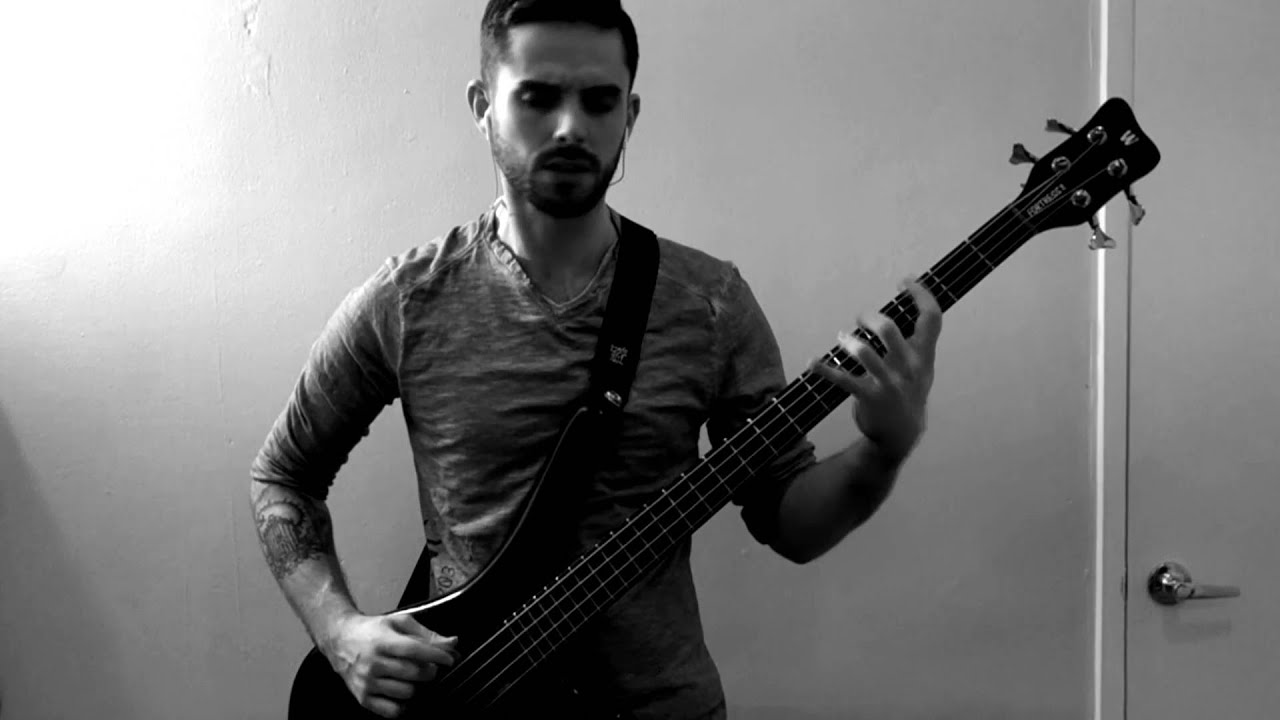 Lamb Of God Laid To Rest Bass Cover