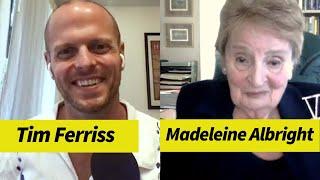 Secretary Madeleine Albright — Optimism, The Future of the US, and 450-Pound Leg Presses