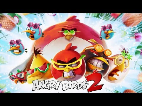 Angry Birds 2 ♥ Bamboo Forest Garavity Grove - PART 179