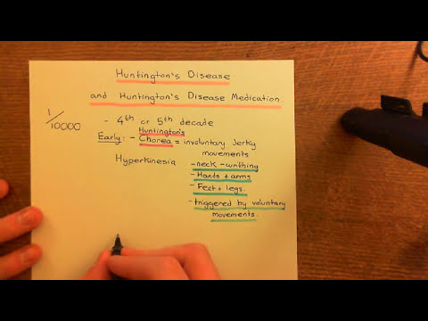 Huntington's Disease Part 1