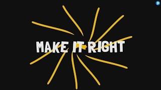 Laurent Wery feat. Sean Declase - Make It Right (Jason Thurell & Stupid Goldfish Remix)