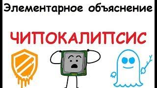 видео Устраняем уязвимости безопасности процессоров: Meltdown и Spectre
