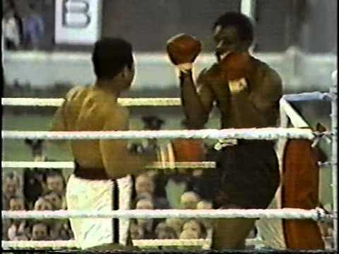 Muhammad Ali vs Alvin Lewis 1972-07-19