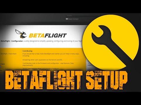 Basic Betaflight Setup