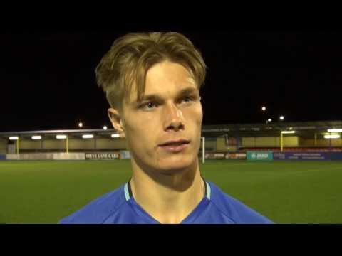 INTERVIEW | Dan Cleary on return to action | Birmingham City u23s 2-2 Bristol City u23s