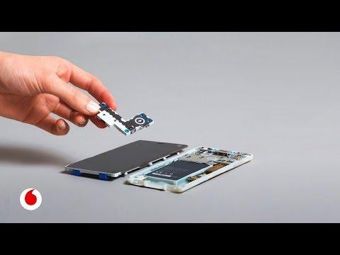 El smartphone de comercio justo pensado para ser irrompible