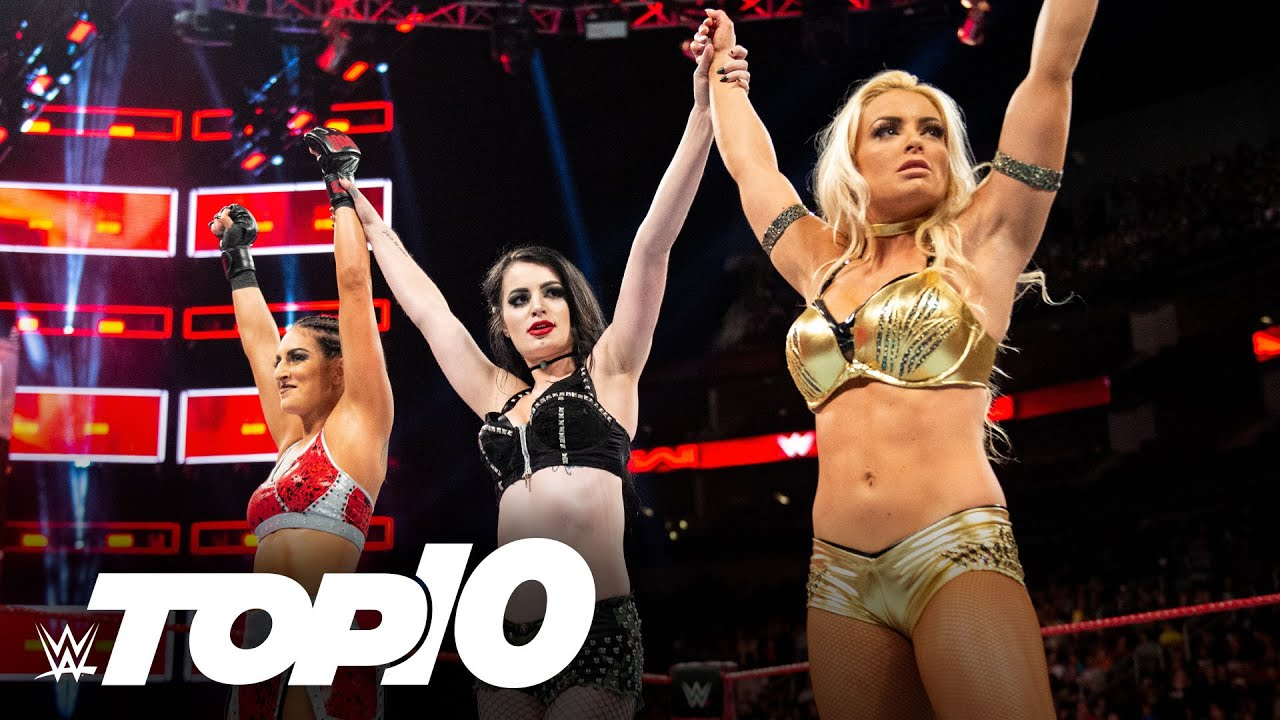 Women's Evolution debuts: WWE Top 10, July 12, 2020