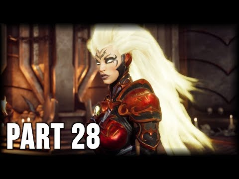 Darksiders III - 100% Walkthrough Part 28 [PS4] – The Lowlands (Apocalyptic Difficulty)