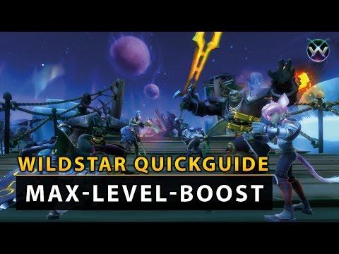 WildStar Quickguide - Einstieg mit Boost-Charakter ins Endgame!