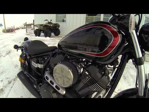 2015 yamaha star bolt r spec w vance hines slip on