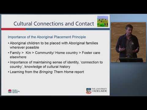 Aboriginal children in out-of-home care:  Placement differences, outcomes and pathways through care