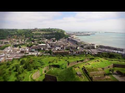 Dover's Forgotten Historic Fort (Drone Exploring)