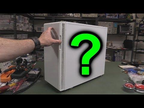 EEVblog #1026 - Mystery Dumpster Diving PC