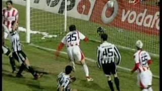 2006-07 18η ΑΓ. ΠΑΟΚ-ΟΛΥΜΠΙΑΚΟΣ 2-3