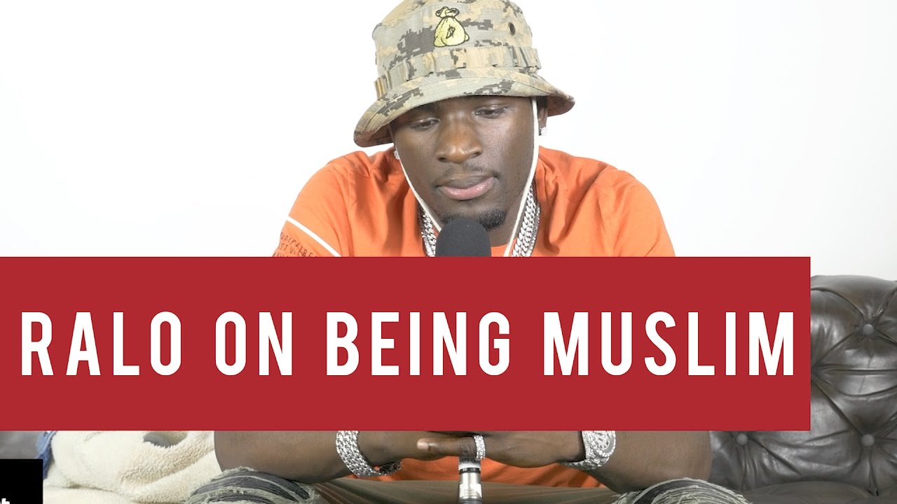 "Ralo Says He's A ""Walking Commercial"" For Islam"