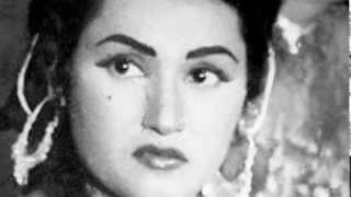 Noor Jahan and Sajjad hussain...   Dost 1944.
