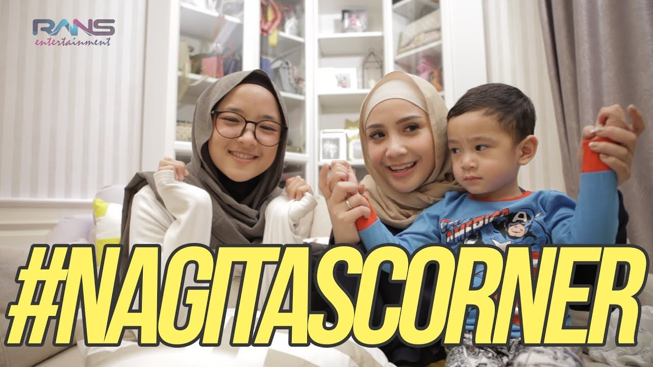 tutorial hijab ala nissa sabyan #nagitascorner - youtube