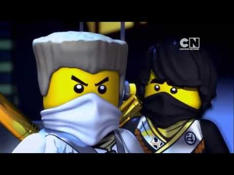 Ninjago: Masters Of Spinjitzu - Surge (Clip)
