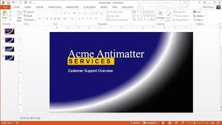 How to Control PowerPoint Animation with the Animation Pane and Advanced Timeline