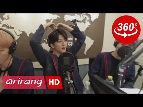 360°  SF9에스에프나인  Super K-Pop Arirang Radio