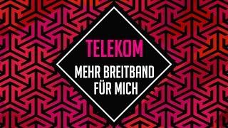 Mehr Breitband für mich | Alles über Glasfaser von der Telekom