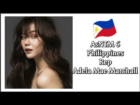 AsNTM 6: Adela Mae Marshall Philippines Rep. on AsNTM 6