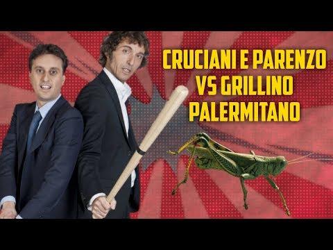 Cruciani E Parenzo Contro Il Grillino Palermitano