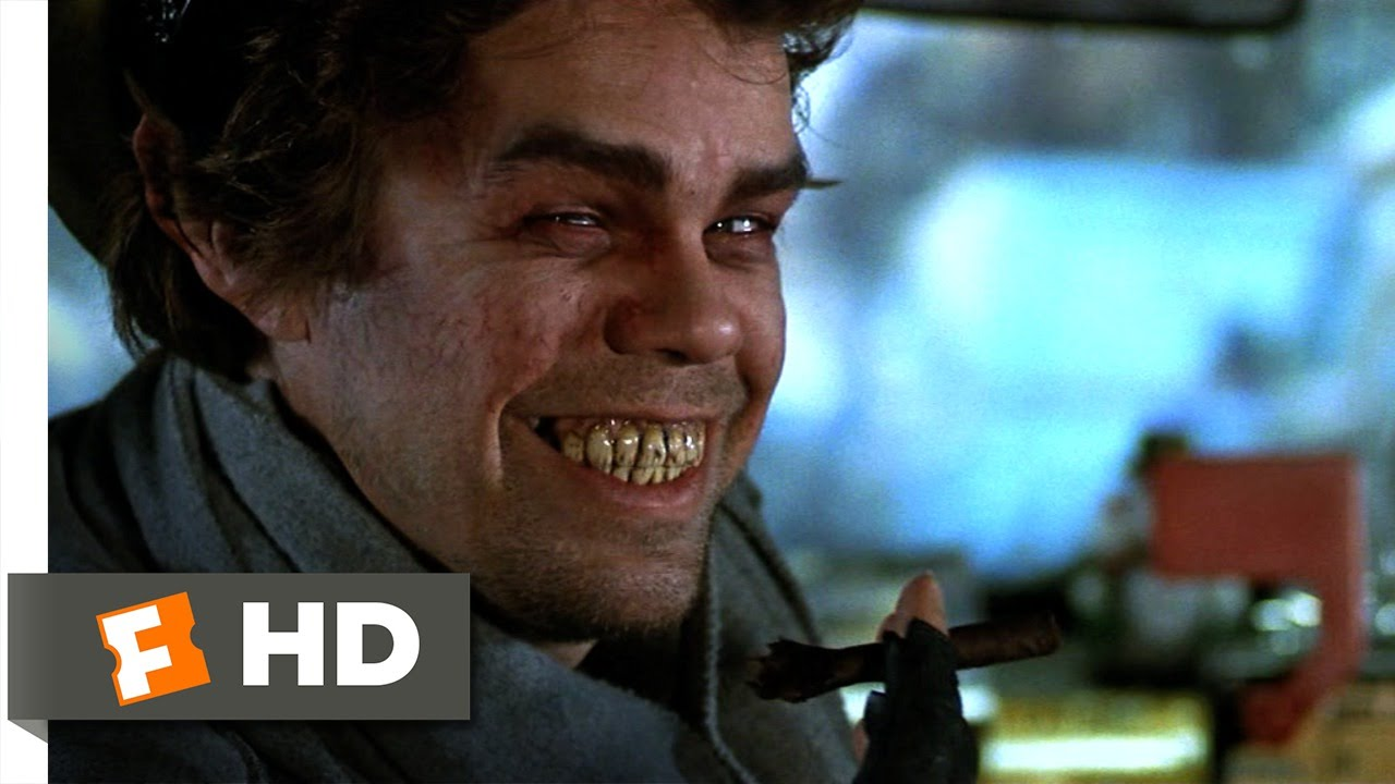 Scrooged (5/10) Movie CLIP - Taxi Ride From Hell (1988) HD - YouTube