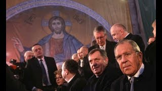 Serbs Welcome Lavrov With Open Arms; Russian Serbian Friendship Stronger Than Ever