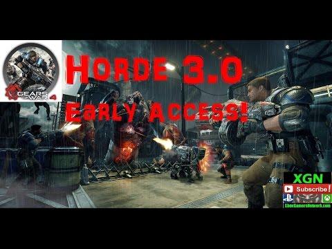 gears of war 4 matchmaking