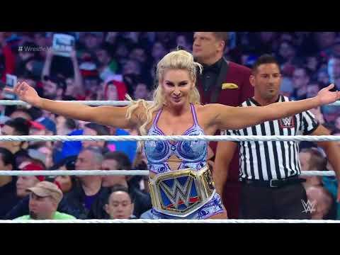FULL MATCH - Ronda Rousey Vs. Charlotte Flair Vs. Becky Lynch – Triple Threat Match: WrestleMania 35