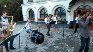 Живая музыка Иваново. Esta Brass Band на Свадьбе  22 08 2014
